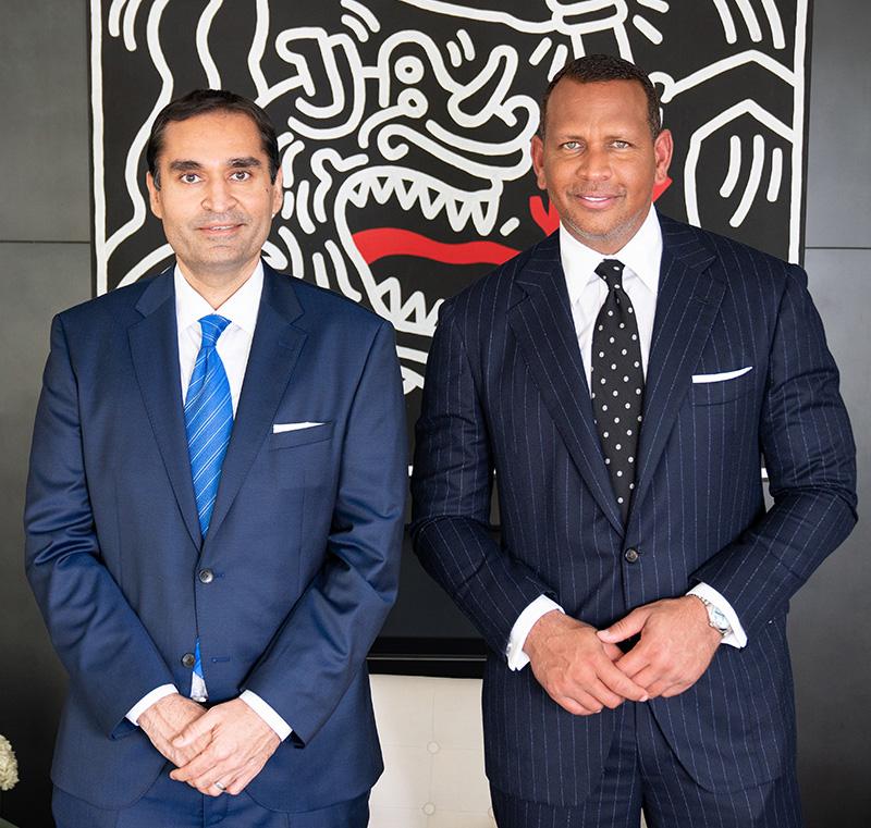 Alex Rodriguez, and Himanshu Gulati